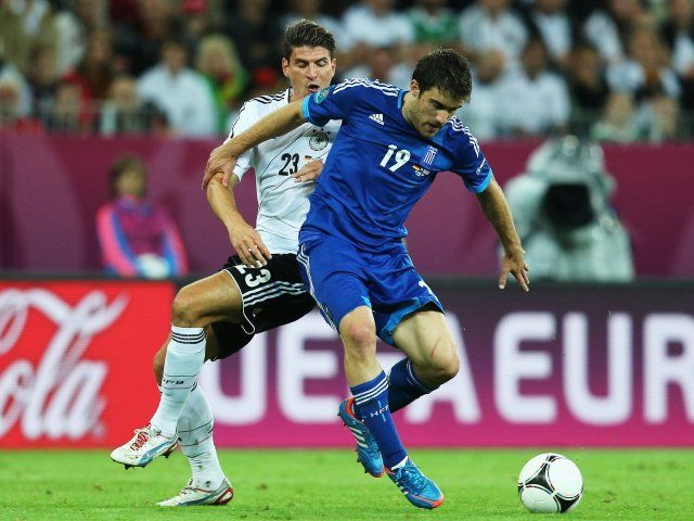 Report: Real Madrid eyeing up Sokratis Papastathopoulos as Pepe replacement