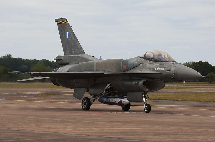 F-16C 536 HAF RIAT 15-7-15