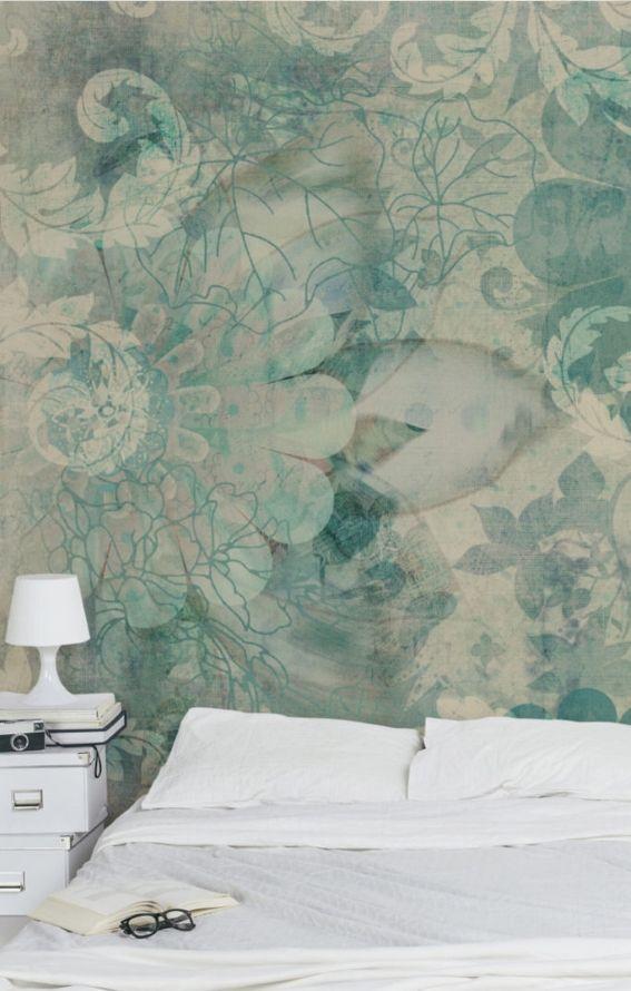 Vliestapete schlafzimmer lila  59 best Tapeten // Design // Ideen images on Pinterest | Ideas ...
