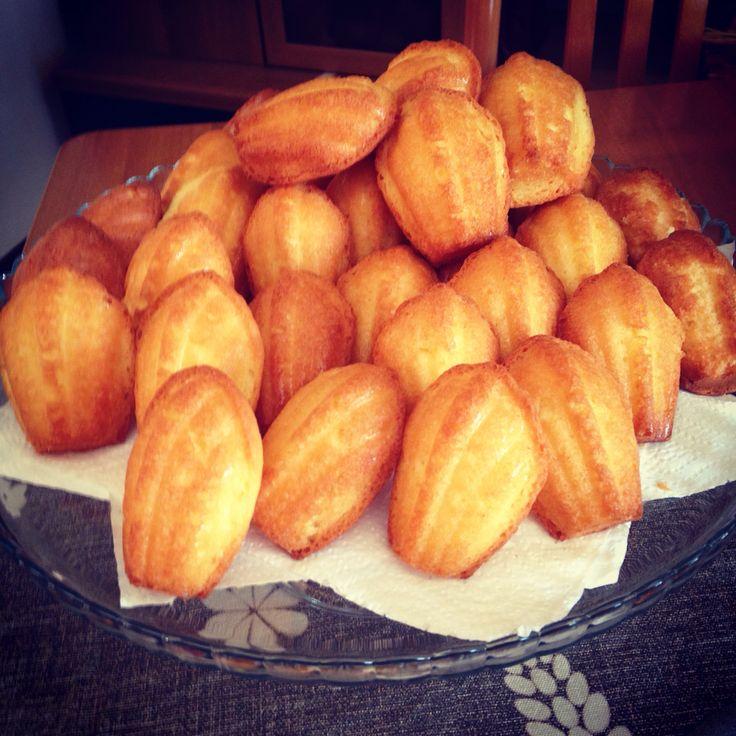 Madeleine senza glutine