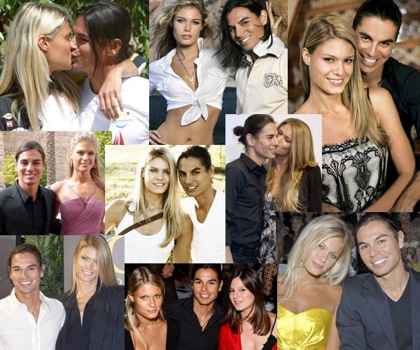 Julio Iglesias Jr. y Charisse Verhaert, su historia de amor en imágenes #famosos