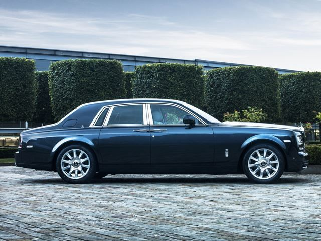 Rolls-Royce Has Officially Given Its New SUV A Codename