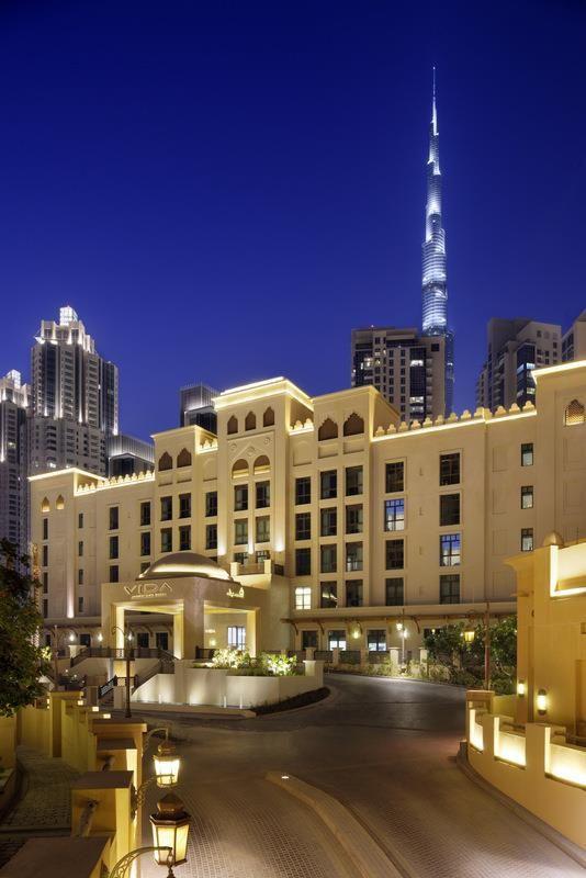 Hotel Vida Downtown Dubai, dovolena a zájazdy do hotela Dubaj - INVIA.SK