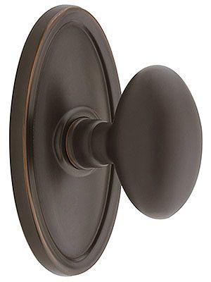 decorative doorknobs oval rosette set with elliptical brass door knobs