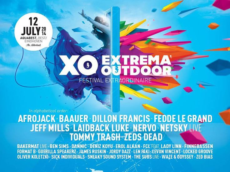 Extrema Outdoor 2014 Loved it
