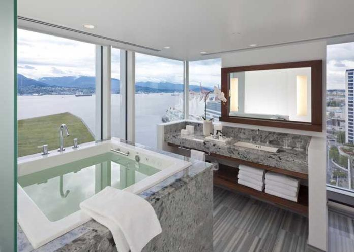 Neue Trends Im Badezimmer Burial Badewannen In 2020 Spa Bathroom Design Home Modern Spa