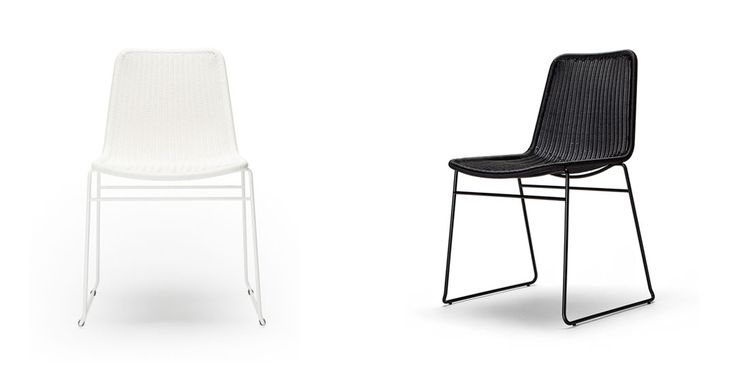 C607 Chair Outdoor By Yuzuru Yamakawa