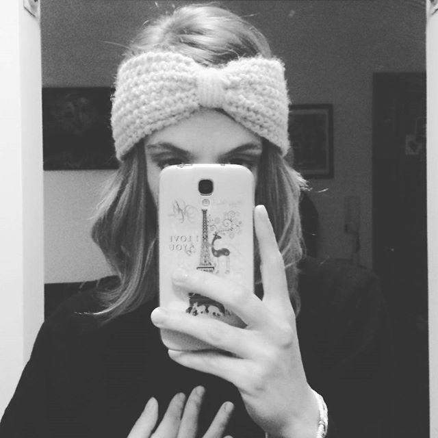 My headband is better then yours 😎  link on bio 🔝 #headband #handmade #madebyme #wool #winter #accessories #christmasiscoming #turban #turbanstyle #hairband #hairturban