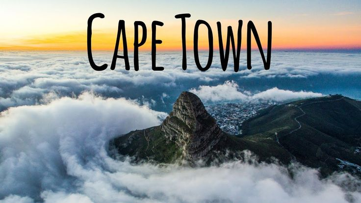 Sequel to 'The Most Beautiful City in The World' Video (Yes, Cape Town)