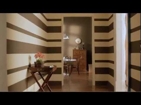 Las 25 mejores ideas sobre pintando rayas horizontales en - Pasillos pintados a rayas ...