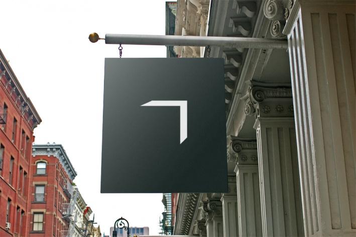 Lightbox Theatre / #signage #minimal #logo / Dress Code / Dan Covert, Andre Andreev