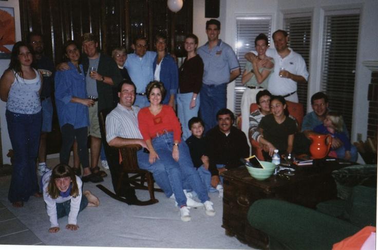 Gallo Gang Halloween Party, Modesto, CA (circa 1999)
