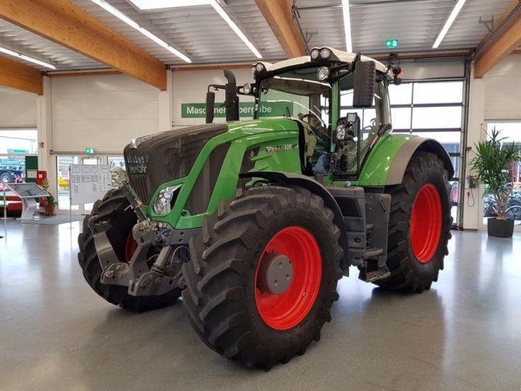 FENDT 936 Vario S 4 Profi Plus. #fendt  https://autoline.info/-/sale/used/wheel-tractors/FENDT-936-Vario-S-4-Profi-Plus-mit-Garantie--17111212541921665000