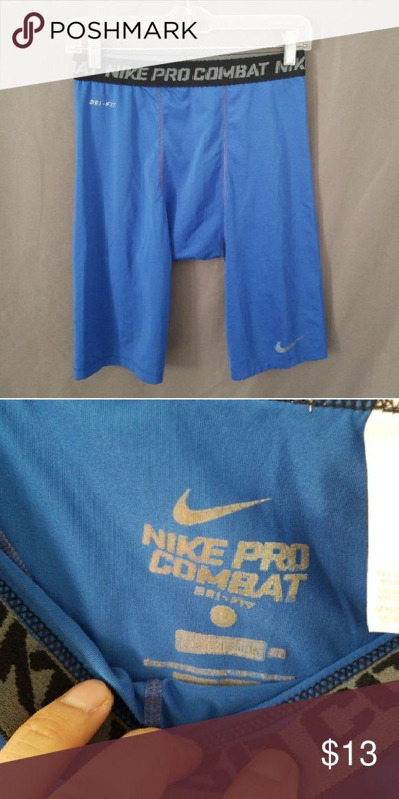 Short de compression Nike Pro Combat Large Nike Pro Combat