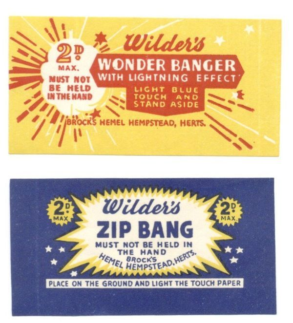 vintage firework label - North Central Industries - www.greatgrizzly.com - MUNCIE INDIANA WHOLESALE FIREWORKS