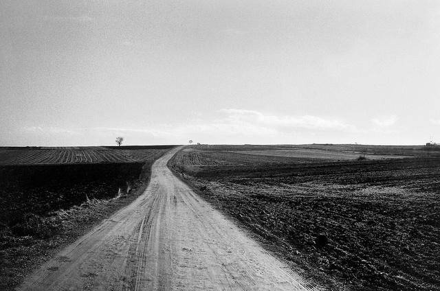 """""""road to everywhre""""  Pentalofos, Evros, Greece"""