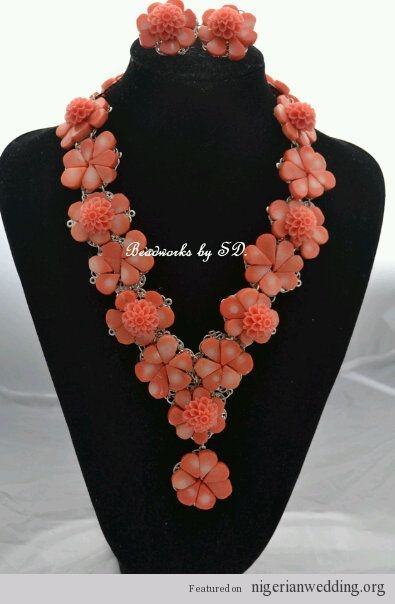 1000 Images About Traditional Engagement Coral Bead