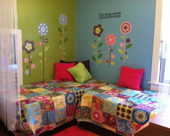 Interesting Two Girls Bedroom Ideas Kids For Design Pictures Remodel With Inspiration Decorating