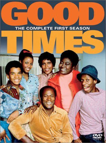 Good Times. It was created by Eric Monte and Mike Evans who played Lionel Jefferson on the Jeffersons and All in the Family.