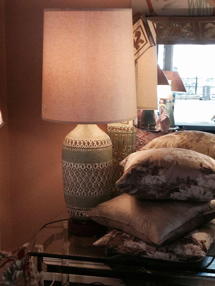 Beautiful lamp mid century design