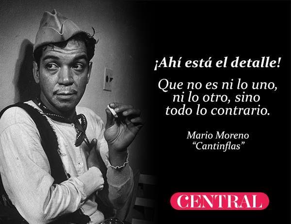 #UnDiaComoHoy pero de 1911 nace una leyenda de la comedia mexicana, mejor conocida como #Cantinflas ¡Hasta siempre Mario Moreno!