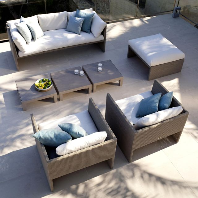 Terra Sofa One Seat   Designer Outdoor Armchairs By Tribù ✓ Comprehensive  Product U0026 Design Information ✓ Catalogs ➜ Get Inspired Now Part 86