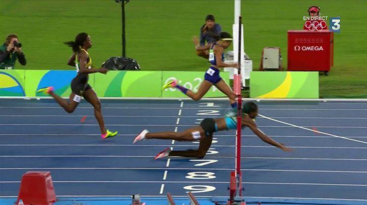 plongeon shaunae miller rio 2016 jeux olympiques