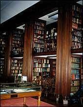 Biblioteca de la Escuela de Teología de Yale posee muchas de las cartas personales y diarios escritos por los misioneros.
