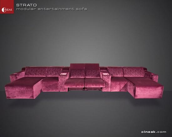 CINEAK Strato Modular Entertainment Sofa