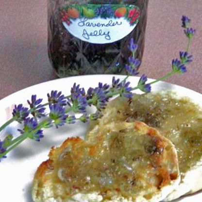 Lavender Jelly With Chamomile Recipe - Food.com