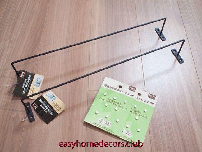 Easy Home Decors Easy Home Decors Towel Holder Diy Diy Towel Rack Diy Home Decor