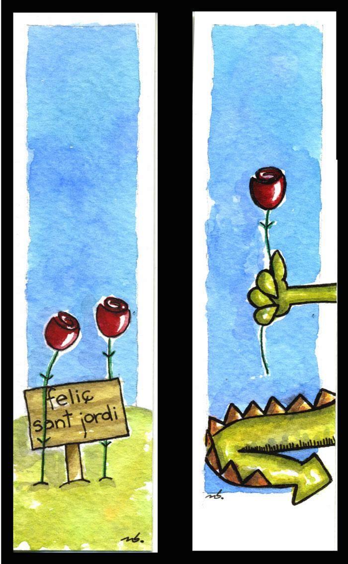 Le Bouquinovore: Sant Jordi 2013 ou la fête du Livre et de la Rose
