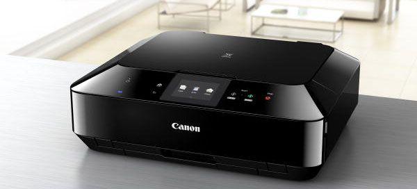 Canon atualiza gama de multifuncionais a jacto de tinta e nova aplicação móvel
