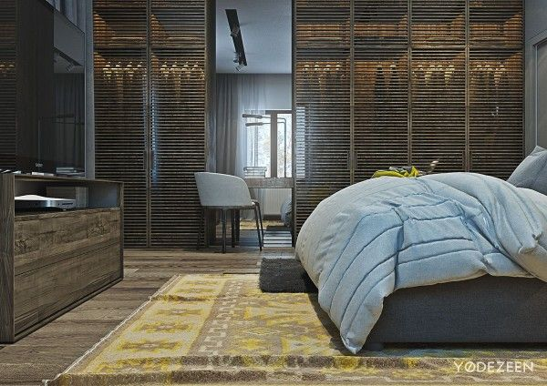 A Suburban Kiev Apartment Design with Luxury in Mind