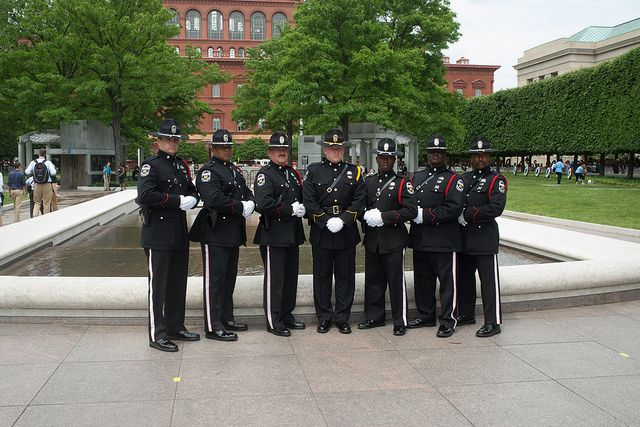 national peace officers memorial day 2013