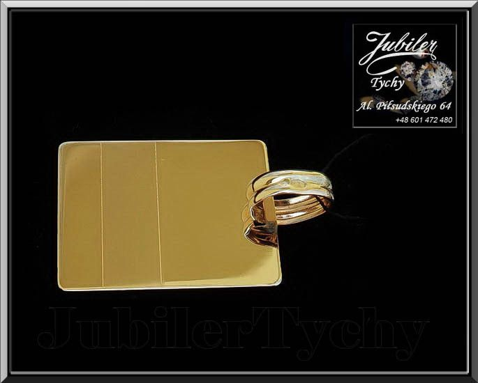 Złoty wisiorek - duża blacha / blaszka 💍🎁💎 #Złoty #wisiorek #duża #blacha #złoto #Au585 #zawieszka #blaszka #pod #grawer #wyprzedaż #Okazja #Tanio #Gold #Złote #wisiorki #Jubiler #Tychy #Jeweller #Tyski #Złotnik #Zaprasza #Promocje : ➡ jubilertychy.pl/promocje 💎