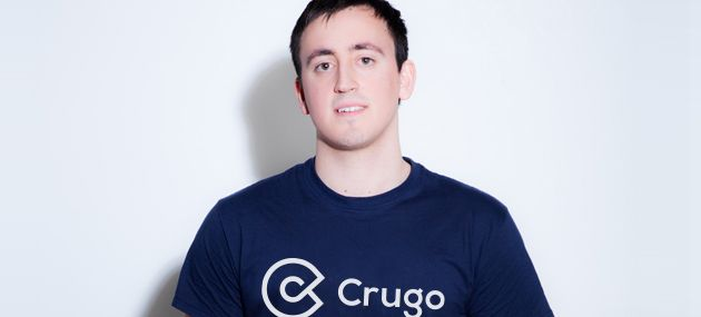 Rising young UK tech sector business star Michael Venn spoke to AGENT about his startup Crugo and his other entrepreneurial adventures to date… which started in his backyard when he was aged just 12.