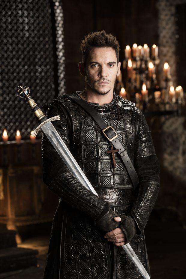 Bishop Heahmund is a saxon Bishop of Sherborne. Trivia Heahmund (Latin: Heamundus) was a medieval Bishop of Sherborne. He was consecrated between 867 and 868. He died in March 871 at the Battle of Marton. He is venerated as a saint in the Eastern Orthodox Church and Roman Catholic Church., Vikings creator talks Jonathan Rhys Meyers' new character.