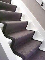 25 beste idee n over witte trap op pinterest trap trap makeover en hardhouten trap - Redo houten trap ...