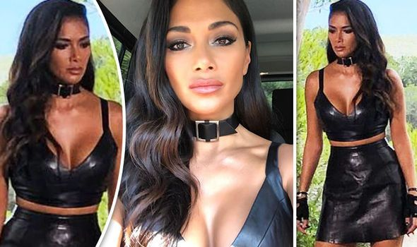 Nicole Scherzinger puts on jaw-dropping display as she pours curves into kinky PVC outfit - https://buzznews.co.uk/nicole-scherzinger-puts-on-jaw-dropping-display-as-she-pours-curves-into-kinky-pvc-outfit -