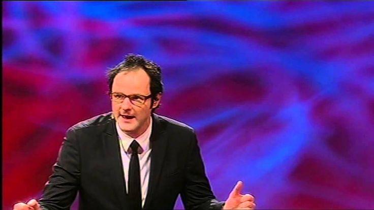 """Vince Ebert : """"Denken lohnt sich"""" 3Sat Festival 2008"""