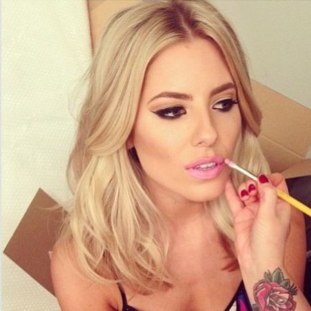 5 reasons why Mollie King is our new beauty crush - Beauty Bag Feature - handbag.com