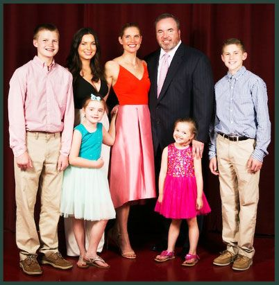 With five children in their family, Mike and Jessica McCarthy passionately…
