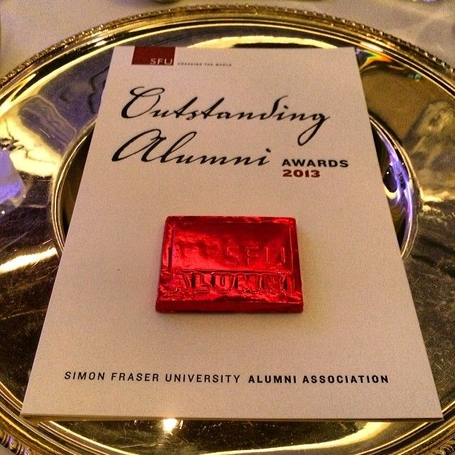 Congrats to all our outstanding alumni!