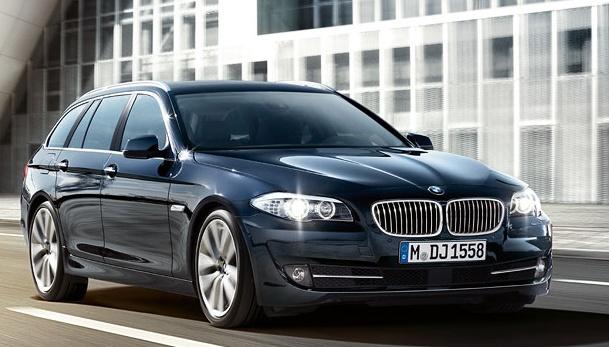 Enekuri Motor: Nuevo BMW Serie 5 Touring