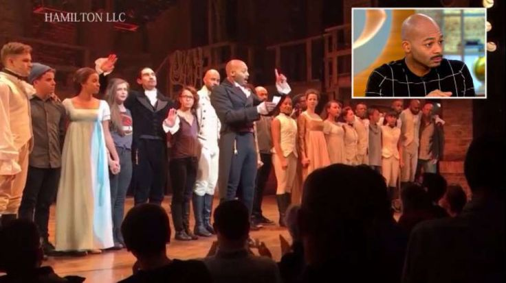 """Hamilton's Brandon Victor Dixon told CBS This Morning Monday that """"there nothing to apologize for"""" to vice president-elect Mike Pence following the actor's comments to the politician after Friday's performance. The actor who portrays Aaron Burr in the Broadway smash said: """"The producers, the creatives, and the cast, we recognize that 'Hamilton' is an inherently American story told by a definition of the American community. On Friday, Pence was booed by the ..."""