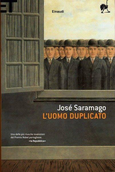 José Saramago, da L'uomo duplicato