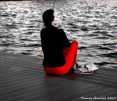 """Σκέψεις: """"απουσία"""", Τάσος Ορφανίδης"""