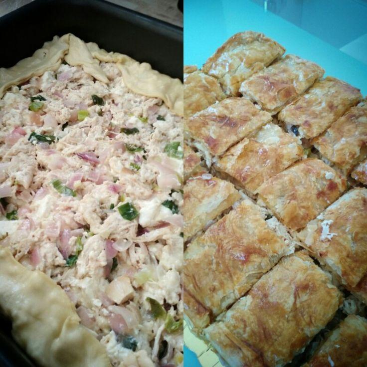 Κοτόπιτα 🐔🌯 (chicken pie)