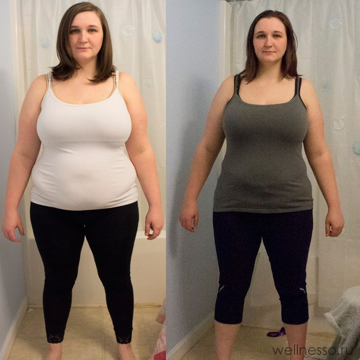 Сбросить вес реальные советы